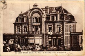 CPA LOON-Plage - Le Repos St-MICHEL (391278)