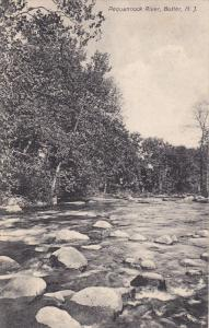 BUTLER, New Jersey, 1900-1910's; Pequannock River