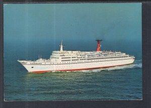 TS Hamburg Cruise Ship BIN