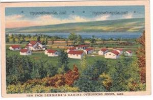 Denmark's Cabins, Seneca Lake NY