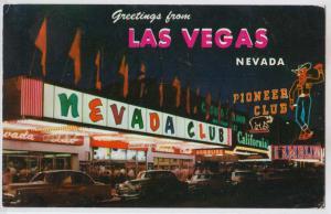 Neveda Club, Las Vegas, NV