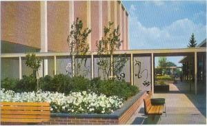 Modern Screen Sculpture Eastland Center Harper Woods MI