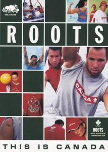 ROOTS CANADA , Official Outfitter of the Canadian Olympic Team , 60-80s