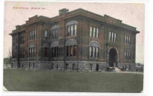 High School, Marion.  Indiana, PU-1907