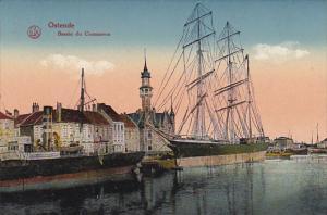 OOSTENDE , Belgium , 00-10s ; Bassin du Commerce