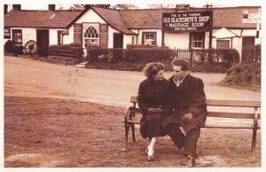 Nostalgia Postcard Gretna Green, April 1956 Reproduction Card #N190