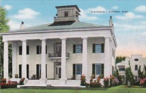 Mississippi Natchez D'Evereaux