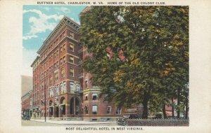 CHARLESTON, West Virginia, 1910s ; Ruffner Hotel