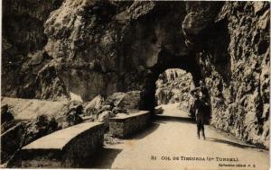 CPA Algérie-Col de Tirourda (236503)