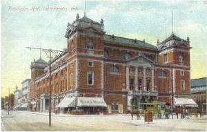 Tomlinson Hall, Indianapolis, Indiana, 00-10s