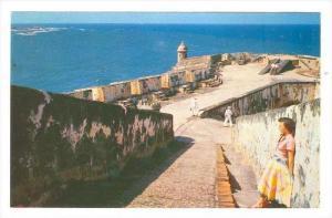 Fortress El Morro, San Juan, Puerto Rico, 1940-1960s