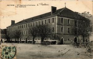 CPA Militaire, Poitiers - Vue interieure (278956)