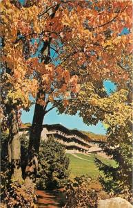 Champion Pennsylvania~Seven Springs Mountain Resort in Fall~Main Lodge~1960s