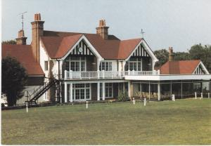Post Card Sussex Eastbourne Royal Eastbourne Golf Club