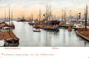 Rotterdam Holland Rijnhaven Rotterdam Rijnhaven