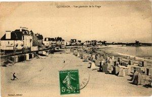 CPA QUIBERON - Vue générale de la Plage (209762)