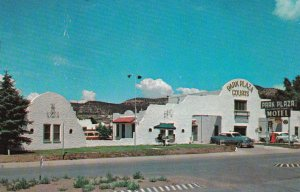 RATON , New Mexico , 50-60s ; Park Plaza Motel