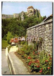 Postcard Modern Env Pontarlier Fort de Joux