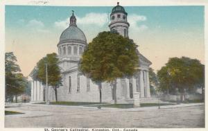 KINGSTON , Canada , 1910-30s ; St George's Cathedral