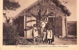 BR56985 madagascar Les betsimisaraka mes delices   Madagascar