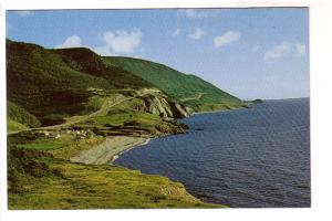 The Three Sisters Mountains, Lake O' Law, Cape Breton, Nova Scotia, Photo R M...