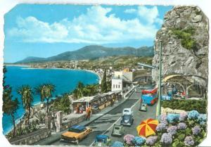 Italy, GRIMALDI, Italian-French Border, The Italian Customs, dogana Italiana,