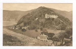 Aerial View, Torrs and Torrs Hotel, Lynmouth, England, 00-10s