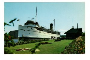 SS Assiniboia  Cruise Ship, Fort William, Fort McNicoll, Ontario