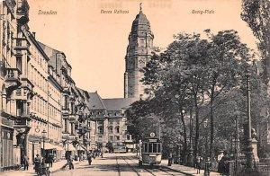 Neues Rothaus Dresden Germany Unused