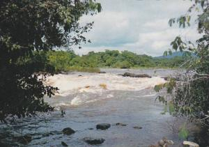Stroomversnelling in Tapanahony-rivier, SURINAM , 50-70s