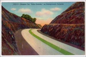Little Panama, PA Turnpike
