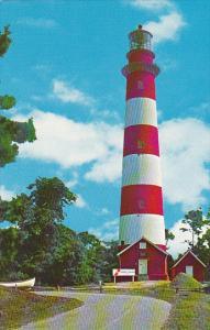 Assateague Island Lighthouse Virginia