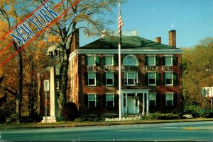 New York Somers Elephant Hotel Birthplace Of The American Circus 1996