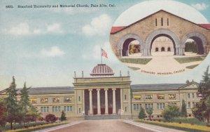 PALTO ALTO , California , 00-10s ; Stanford University
