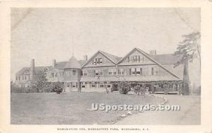 Mamakating Inn Wurtsboro NY 1916