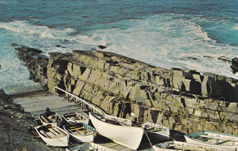 Pouch Cove , ST JOHN'S , Newfoundland , Canada PU-1965