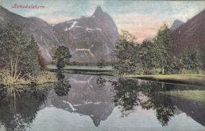 NORWAY, 1900-1910's; Romsdalshorn