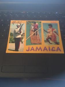 Vtg Postcard: Beautiful Jamaica, Multi View