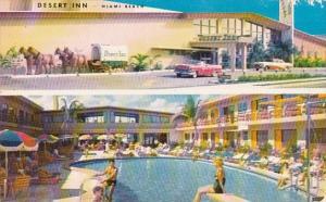 Desert Inn Resort Motel With Pool Miami Beach Florida