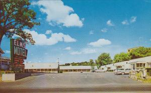 Elms Motel & Dining Room, Winchester, Virginia, PU-1961
