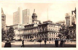 City Hall - New York City, NY