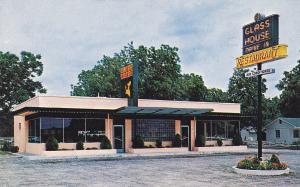 Glass House Drive-In Restaurant , ATLANTA , Georgia , PU-1955