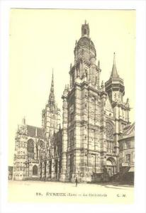 La Cathedrale, Evreux (Eure), France, 1900-1910s