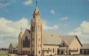 Texas San Juan El Nuevo Santuario De La Vien Juan En