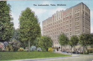 Oklahoma Tulsa The Ambassador Hotel