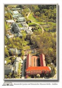 Berlin Botanischer Garten Botanisches Museum Garden Air view