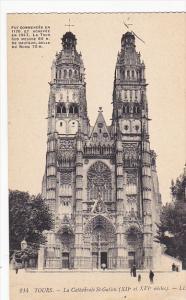 La Cathedrale St-Gatien Tours France