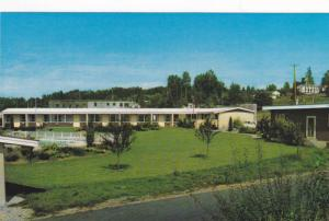 Davy Crockett Motels Ltd., Abbotsford, British Columbia, Canada, 1940-1960s