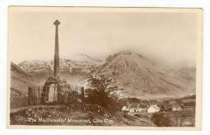RP: The MacDonald's Monument, UK, 00-10s
