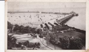 TORQUAY, Devon, England, PU-1920; Princess Pier